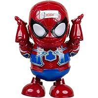 Dance Hero Kırılmaz Oyuncak Robot Spiderman Örümcek Adam