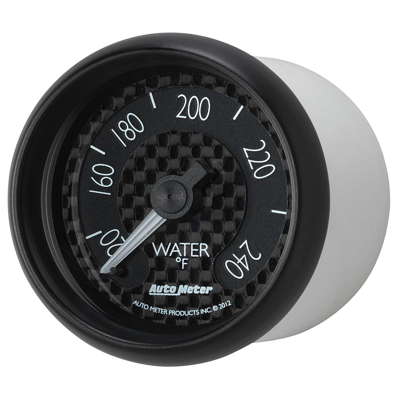 Auto Meter 8032 GT Series Mechanical Water Temperature Gauge