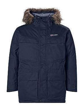 Berghaus Men's Hudsonian Parka Down Jacket