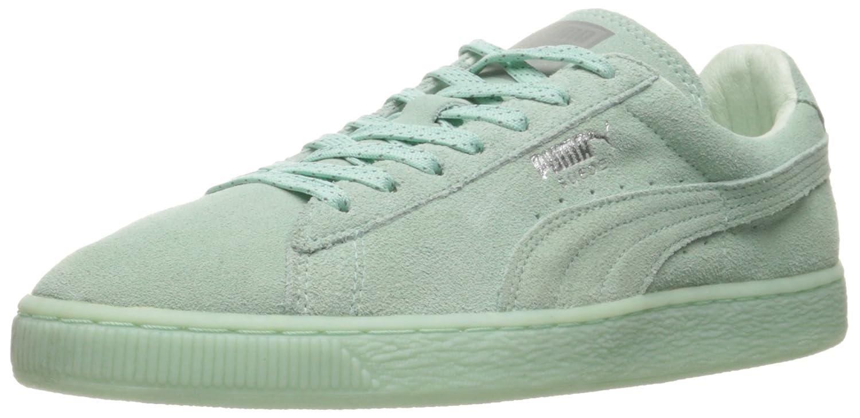 new arrival 1ba8e a1ae4 PUMA Women's Suede Classic Mono Ref Iced Wn's Fashion Sneaker