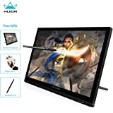 Huion GT-191 Digital Graphics Drawing Tablet Monitor with 19.5 Inch HD Screen 8192 Pen Pressure for Windows and Mac PC