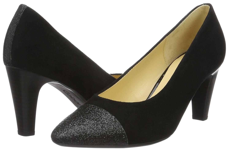 Gabor Schuhes 65.152 Damen Fashion Pumps 65.152 Schuhes Schwarz (Schwarz 40) 7c9273