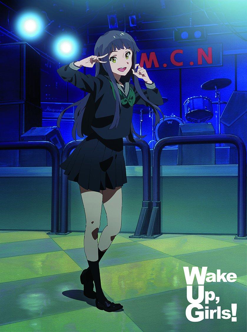 Wake Up, Girls!  6 初回生産限定版 [Blu-ray] B00HSLXXXA