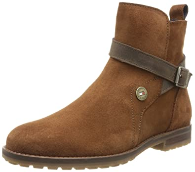 794b556b4 Tommy Hilfiger Womens Winona 1 B Boots  Amazon.co.uk  Shoes   Bags