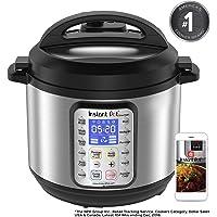 Instant Pot 6 Quart Electric Pressure Cooker (Certified Refurbished)