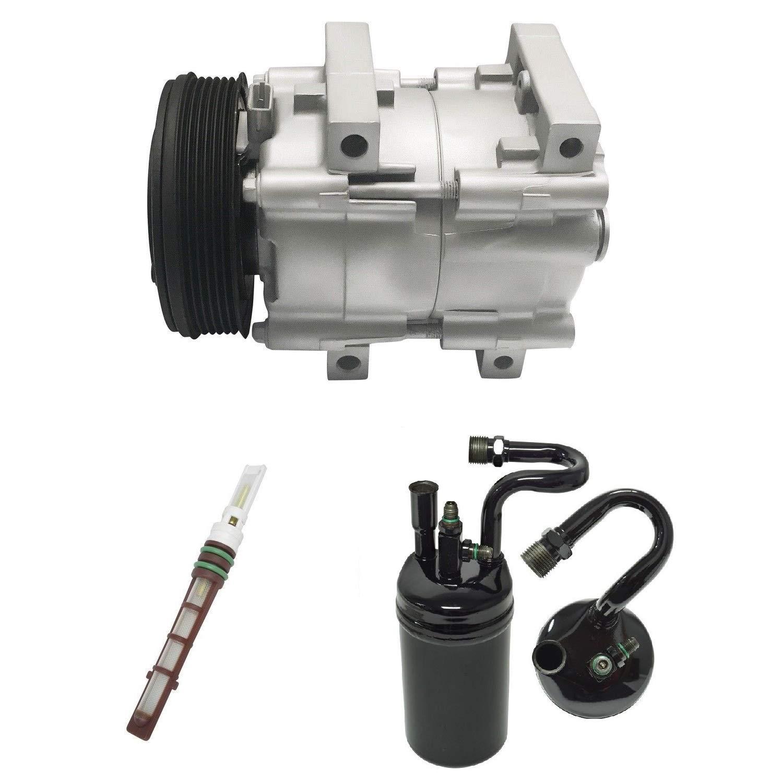 RYC Remanufactured AC Compressor Kit KT AC42