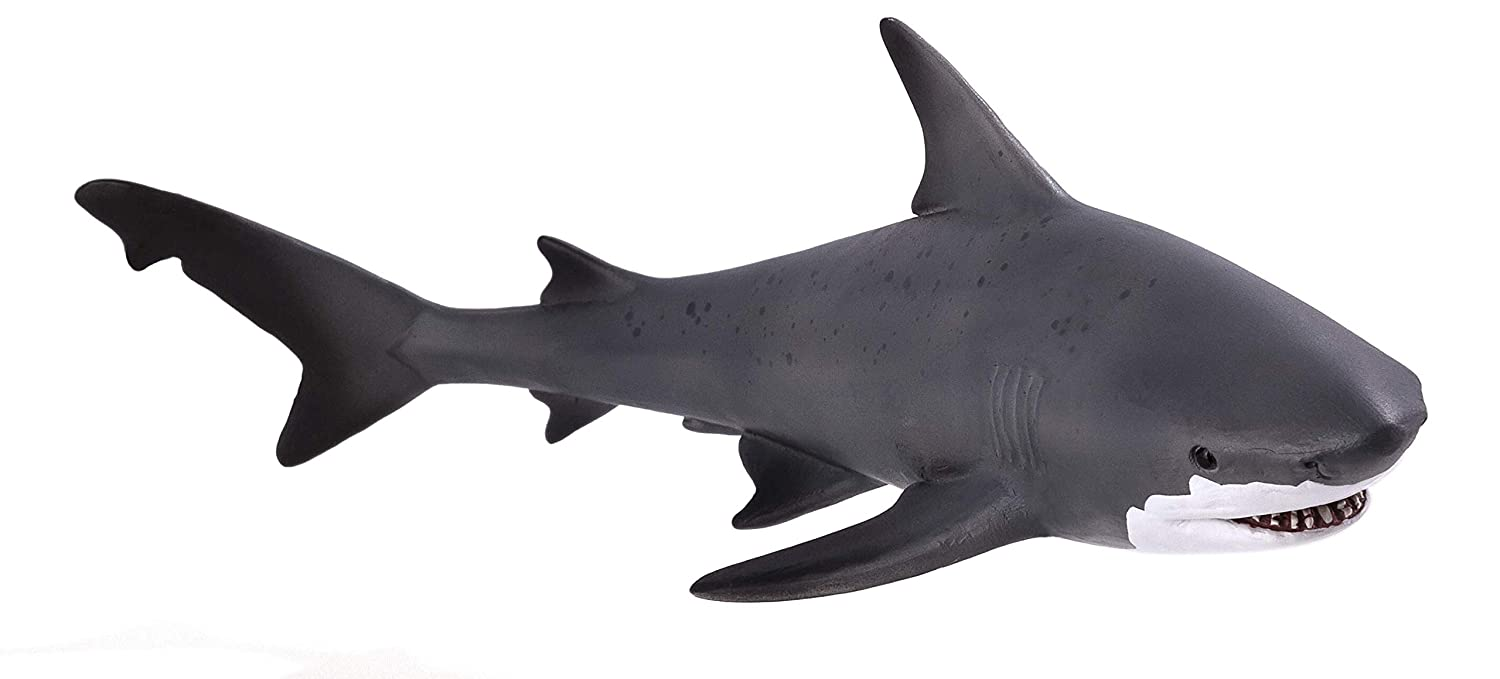 MOJO Bull Shark Toy Figure