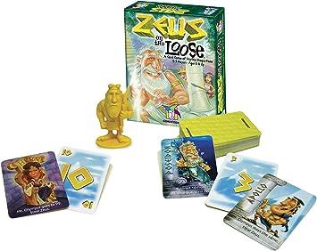 Gamewright - Juego de Cartas, 2 a 5 Jugadores: Amazon.es: Juguetes y juegos