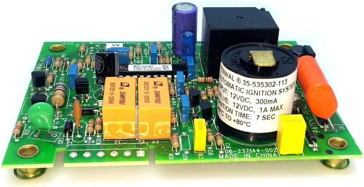 Quality, New (PART) Suburban 520820 RV Furnace Heater Fan Control Ignition Circuit Board OEM BOARD NT-12SE, NT-16S, NT-20S, NT-16SE, NT-20SE