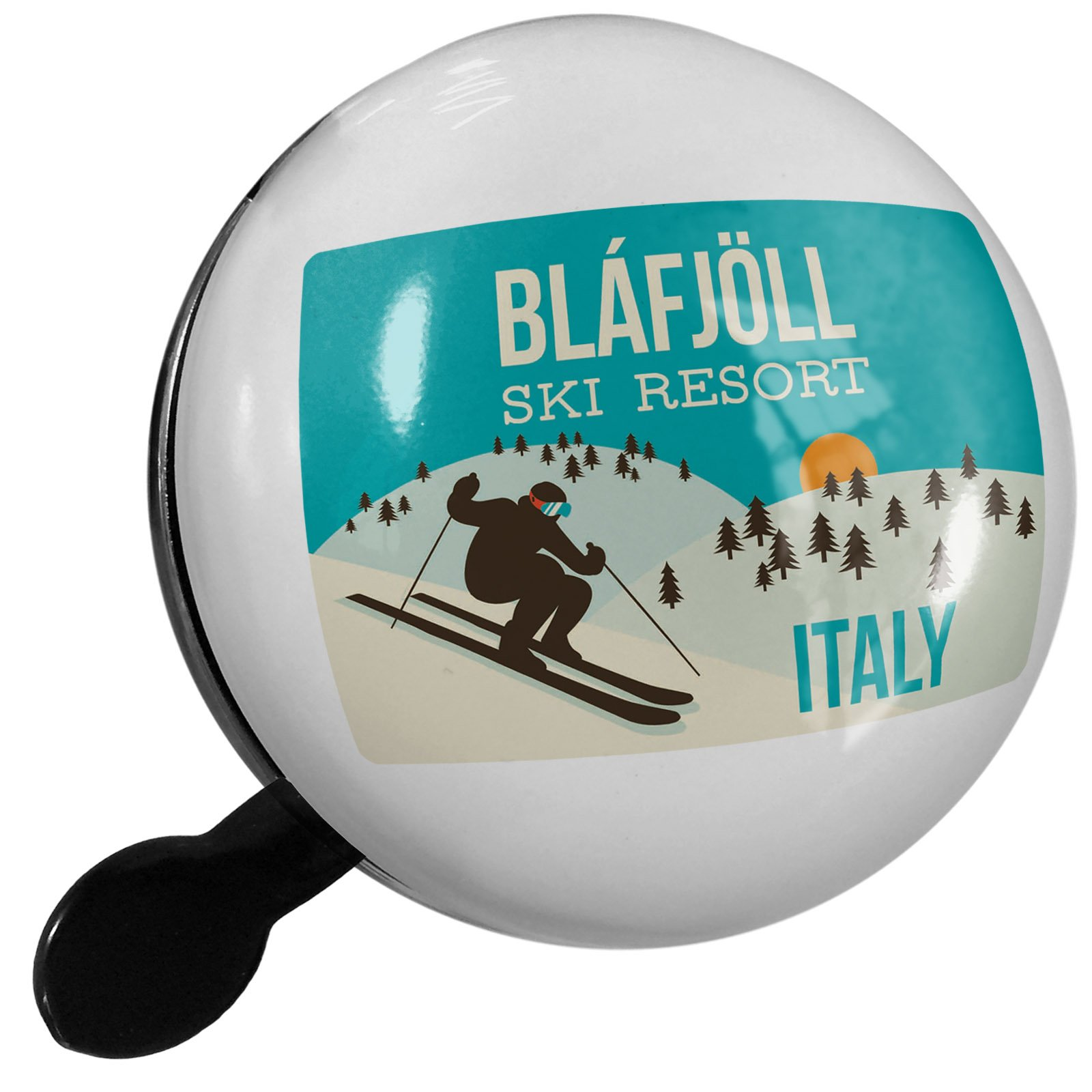Small Bike Bell Bláfjöll Ski Resort - Italy Ski Resort - NEONBLOND