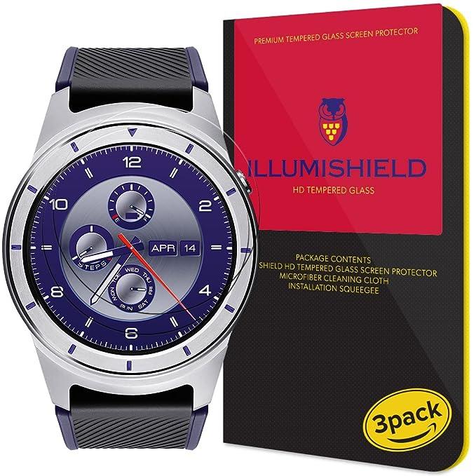 Protector de Pantalla de Cuarzo ZTE (Smartwatch) (3 Unidades ...