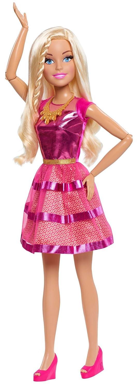 Smoby 230104 – Barbie Fashion de muñeca 71 cm