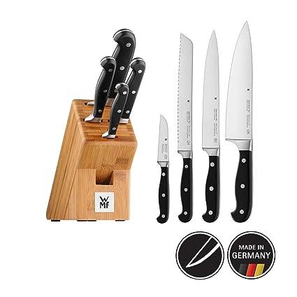 WMF Spitzenklasse Plus Juego 4 Cuchillos de Cocina con ...