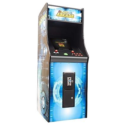 Amazon.com: Creative Arcades - Máquina de arcada vertical ...