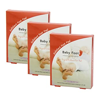 baby foot care products