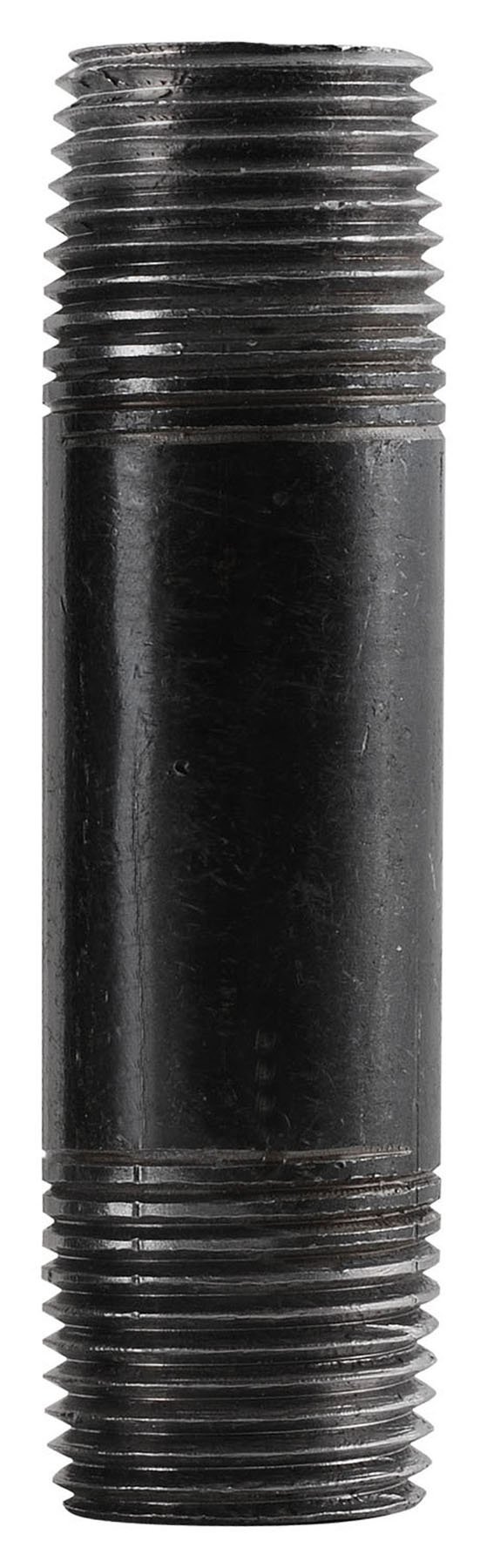 Southland 583-015HN Steel Nipples, 1/2'' x 1-1/2'', Black