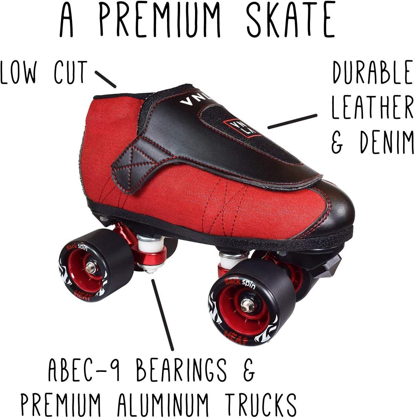 VNLA Gorilla Aluminum Roller Skate Trucks 4 Pack
