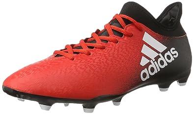 Adidas X 16.3 FG Men s Football Shoes  Amazon.co.uk  Shoes   Bags ccaa1b8f3