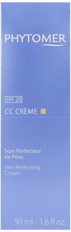 Phytomer CC crema Soin de Peau Perfecteur 01, 1er Pack (1 x 50 ml) 1PF-SVV399