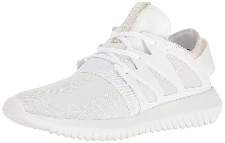 adidas Originals Women's Tubular Viral W Fashion Sneaker B01G010GMO (9 B(M) UK)|White/White/White