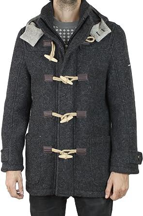 Duffle Homme Pierre Cardin Manteau Coat Anthra rCthdxsQB