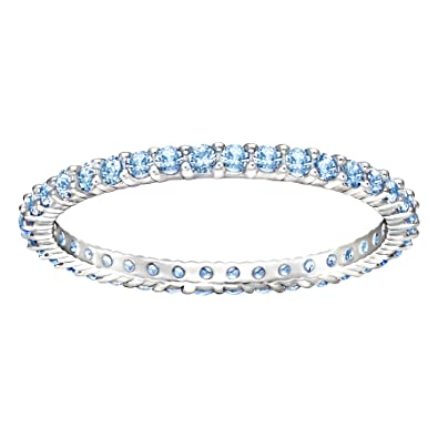 Amazon.com  Swarovski Vittore Ring - Size 7 - 5206519  Jewelry 2d5a53dbfa5