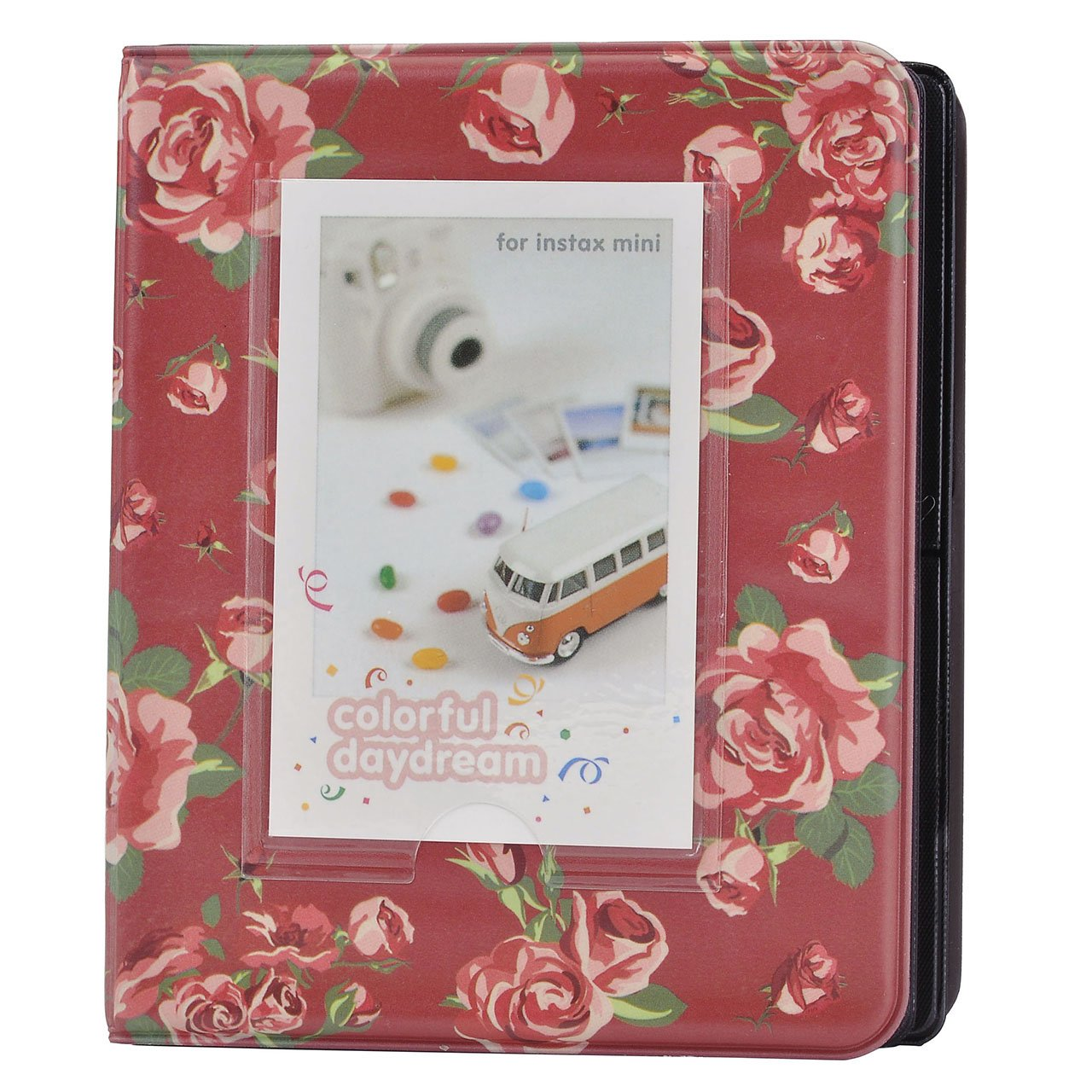 Mogoko 64 Taschen Fotoalbum Geeignet Fuer Fujifilm Instax Mini Album Kamera Polaroid 2nan Colorful Mini7s 8 90 25 50s Pringo231 Share Sp 1 2 Pic 300 Z2300