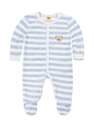 3cc23096122c2 Steiff Unisex Baby Strampler  Amazon.de  Bekleidung