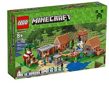 Lego Minecraft - 21128-Le Village: Amazon.fr: Jeux et Jouets