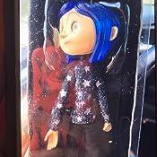 Amazon Com Neca Coraline In Star Spangled Sweater Comicon 2009 Exclusive Toys Games