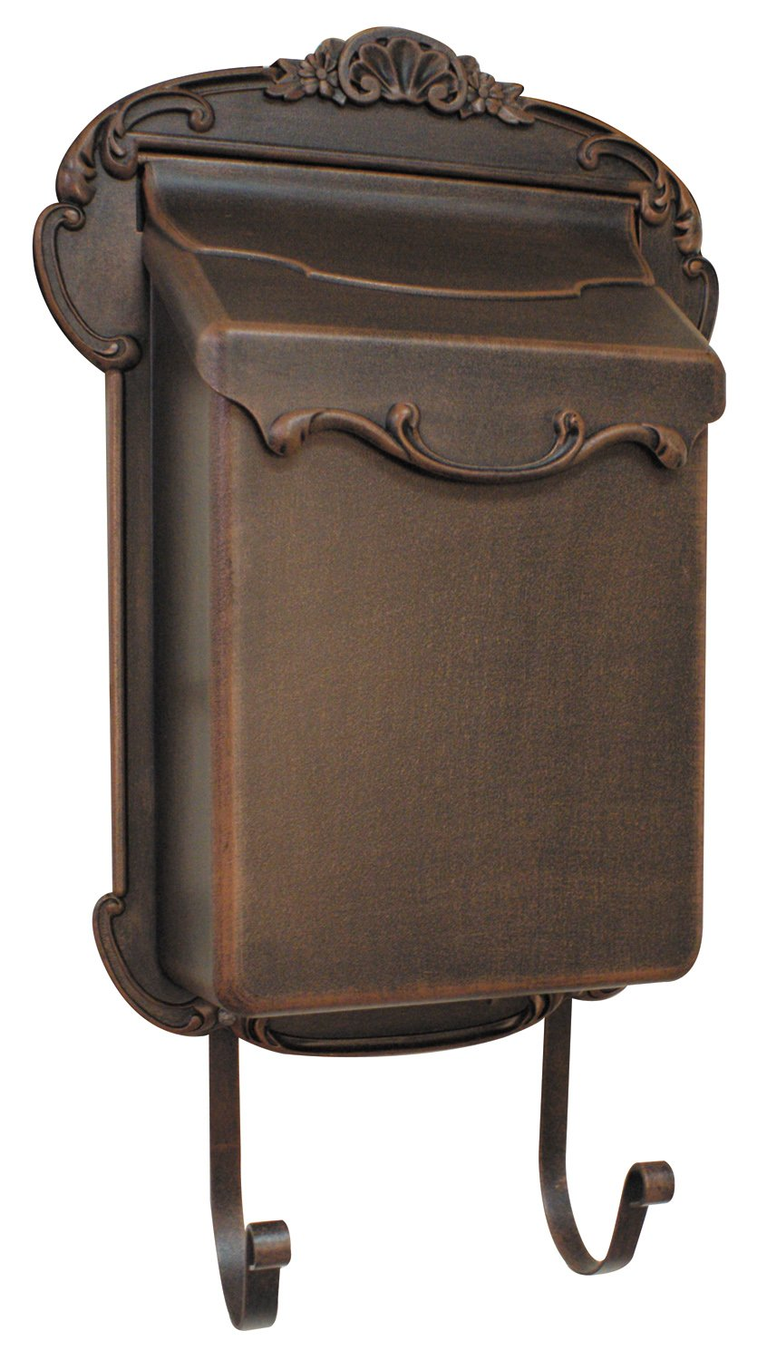 Special Lite Products SVV-1013-CP Victoria Vertical Mailbox, Copper