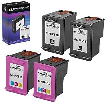 Amazon.com: Variaciones para tintas HP 61: Office Products