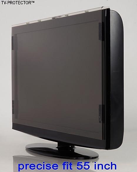 55 pulgadas TVProtector TM TV Protección de pantalla para LCD, LED y Plasma HDTV televisor: Amazon.es: Electrónica