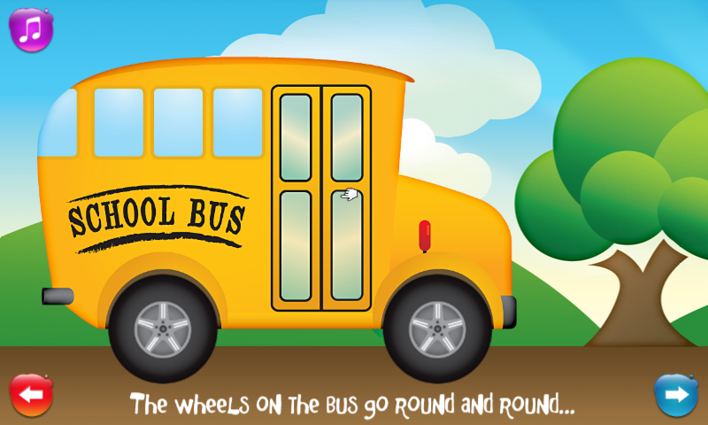 Amazon.com: Wheels On The Bus