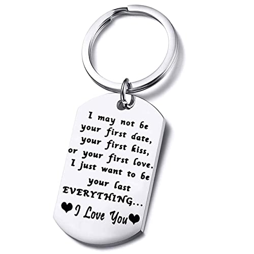 Amazon com: FUSTYLE I May Not Be Your First Date Keychain