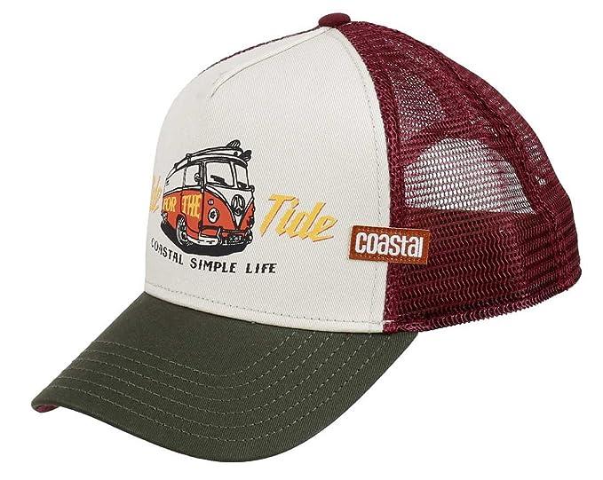 COASTAL - Ride Tide (beige) - Trucker Cap Gorra del camionero de béisbol