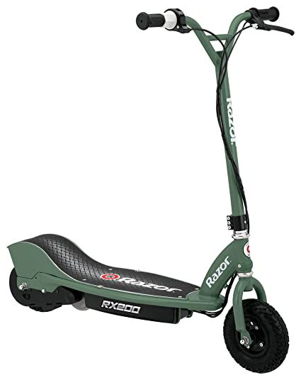Amazon Com Razor Rx200 Electric Off Road Scooter Sports Outdoors