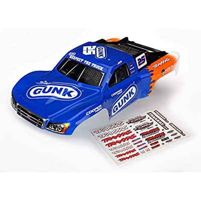 Traxxas Body 1/10 Slash 4x4 Arie Luyendyk Jr. (Painted with Decal): Toys & Games