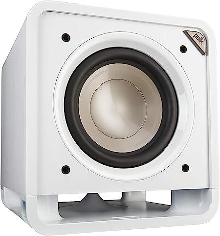 Polk Audio Hts 10 Aktivsubwoofer Für Heimkino Soundsysteme Und Musik 10 Bass Box 200 Watt Heimkino Tv Video