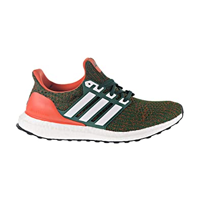 new product f3c0e 3c327 adidas Ultraboost 4.0 quot Miami Hurricanes Shoe Men s Running 4.5 Dark ...