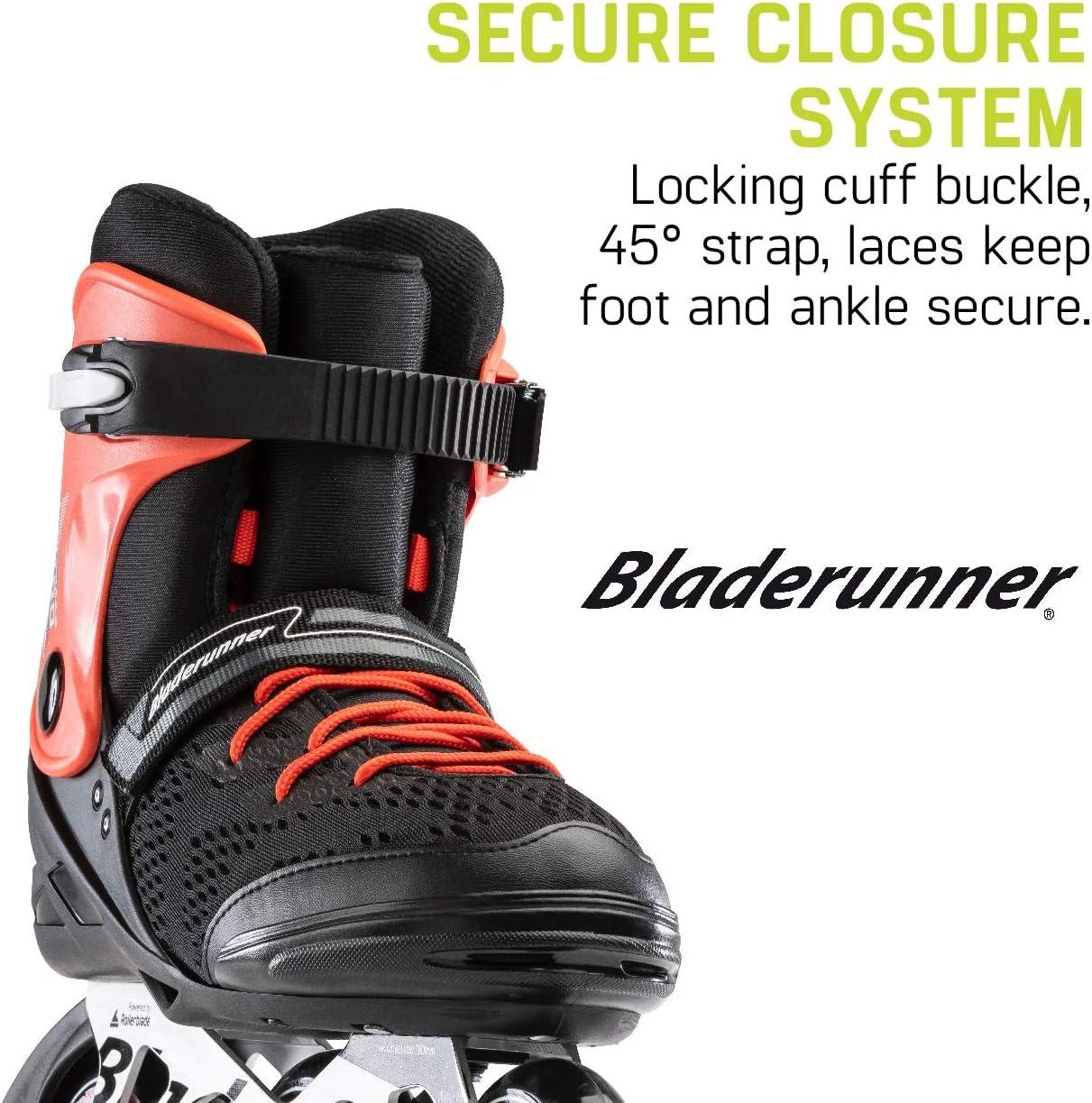 Bladerunner by Rollerblade Formula 100 Mens Adult Fitness Inline Skate