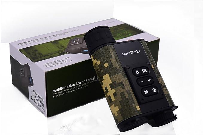 Laser Entfernungsmesser Mit Kompass : Laserworks lrnv009 erhältlich tag und nacht: amazon.de: kamera