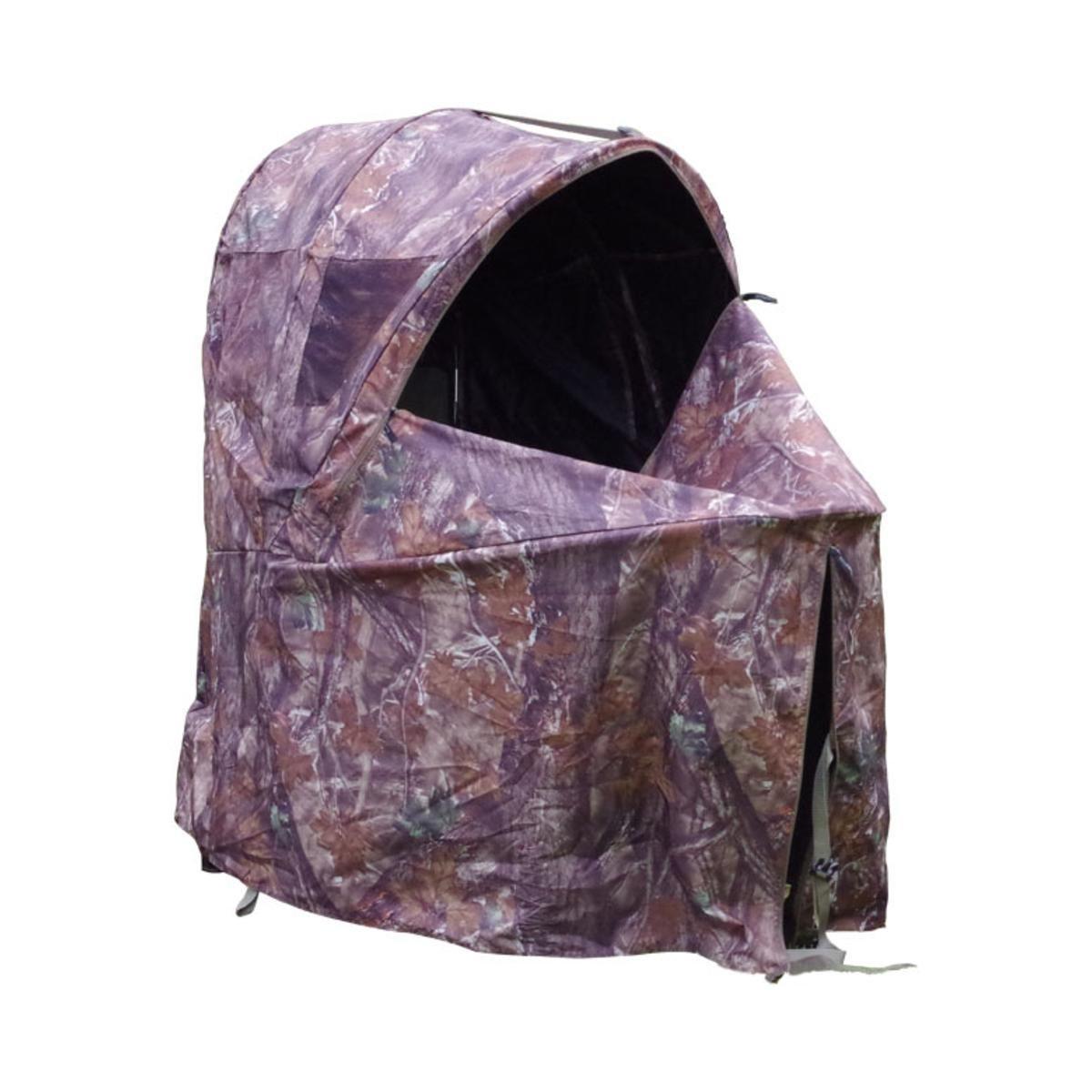 One Man Silla de camuflaje, ideal para esconderse BushWear 316920