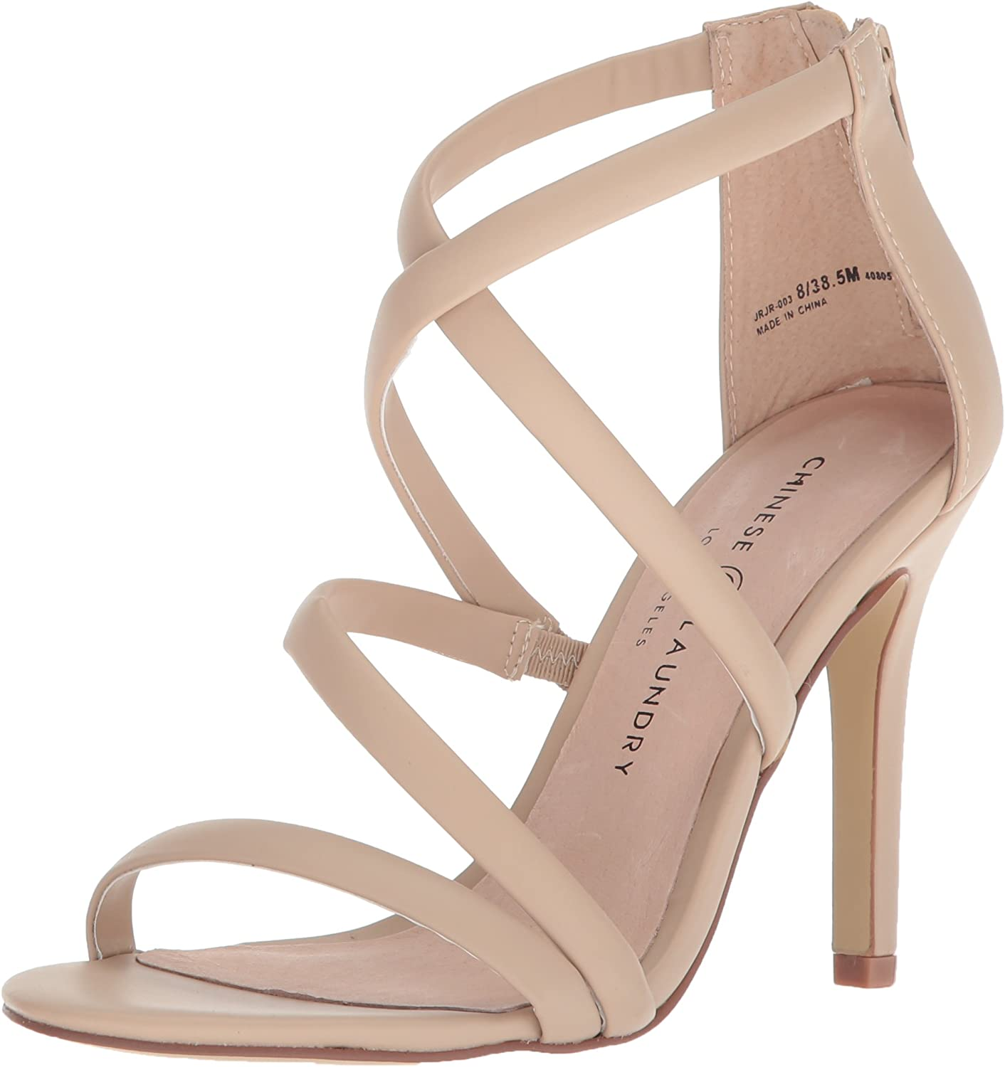 Chinese Laundry Womens Jillian Open Toe Casual Strappy Sandals
