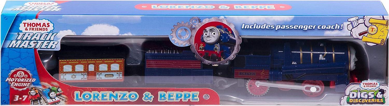Thomas /& Friends Trackmaster Greatest Moments ~ Lorenzo /& Beppe Motorised Engine