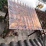 Bâche imperméable pour protéger sa terrasse