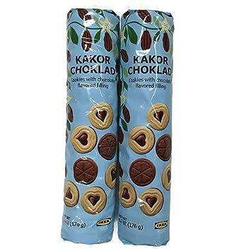 Amazoncom Kakor Choklad Ikea Chocolate Biscuit Cookies 62 Oz