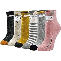 PUTUO Calcetines Invierno Niña Calcetines Térmicos Calientes, Calcetines Divertidos Niña Niños Calcetines de Algodón…