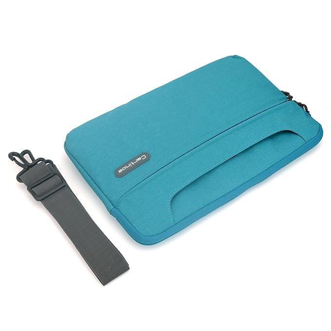 Amazon.com: Cartinoe Laptop Shoulder Bag 11 inch, 11.6 Inch Laptop Briefcase Tablet Protective Bag Water Repellent Computer Sleeve Case Messenger Bag for ...