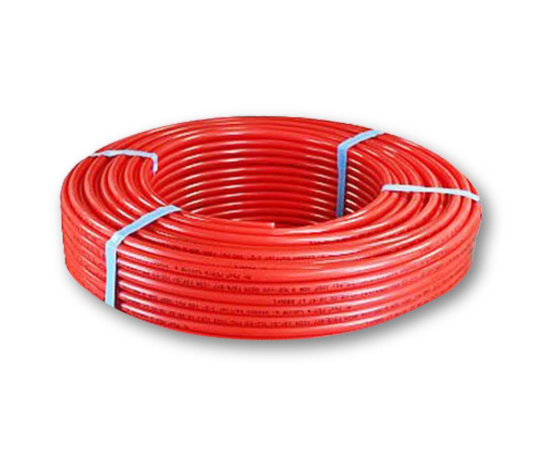 Pexflow PFR-R1300 Oxygen Barrier Pex tubing, 1 Inch, RED